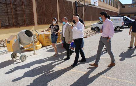 Centros educativos de Albacete realizarán mejoras en infraestructuras tras la inversión de 96 millones de Junta