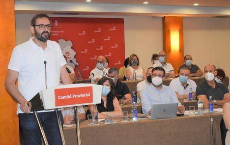 El PSOE cree que Núñez 'ha entrado en la espiral del perdedor' y que PP regional 'se ha convertido en un bazar chino'