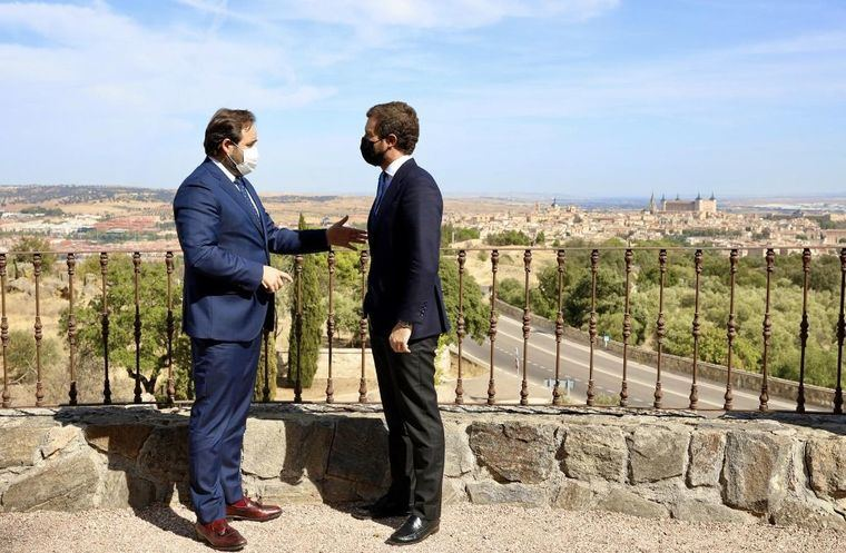 Paco Núñez asegura que el PP 'está preparado para gobernar' el país y Castilla-La Mancha y pone de relevancia la figura de Casado