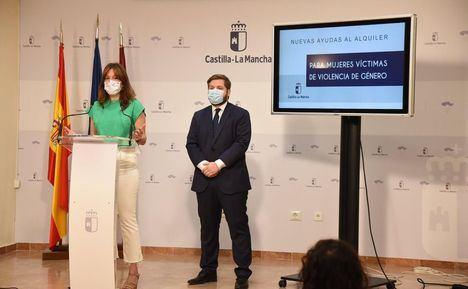 Las nuevas ayudas al alquiler para víctimas de violencia machista de Castilla-La Mancha podrán llegar al 100% y hasta los 750 euros