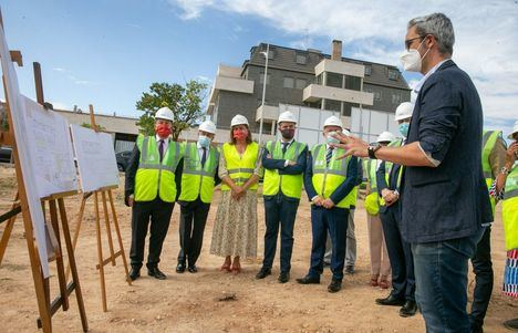 Castilla-La Mancha encarga la ejecución de cerca de 160 obras en centros educativos por 18 millones de euros a lo largo de este verano