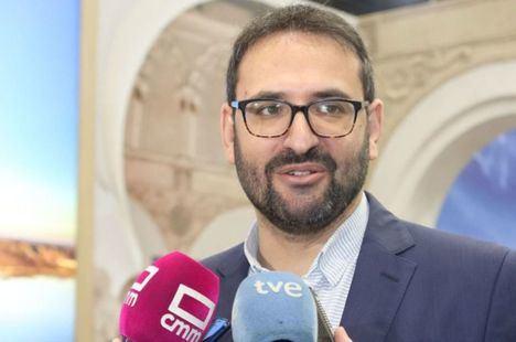 """Sergio Gutiérrez recalca la """"gran diferencia"""" con el PP: """"Con Page hay menos trasvases, más financiación y más inversiones"""""""