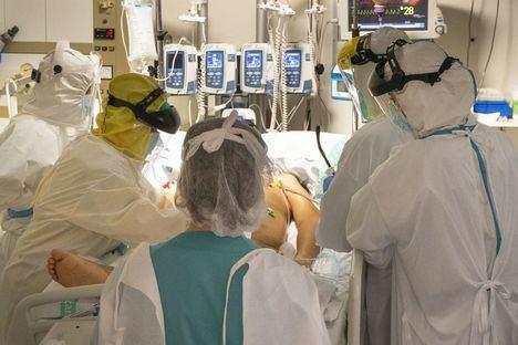 Coronavirus.- Los nuevos casos alcanzan los 1.116 en Castilla-La Mancha, que registra dos fallecidos