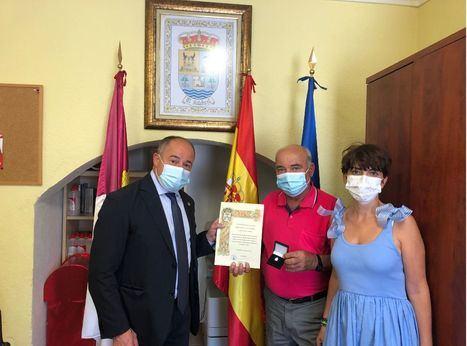 El alcalde de Albacete desea una próspera trayectoria a Ángel Moreno, nuevo pedáneo de El Salobral