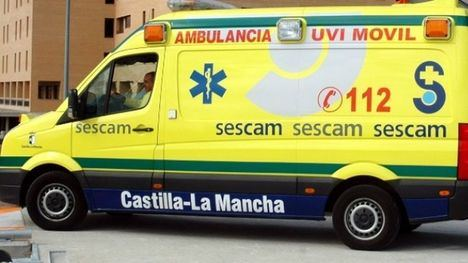 Sucesos.- Muere una persona tras salirse de la vía la moto que conducía en Iniesta (Cuenca)