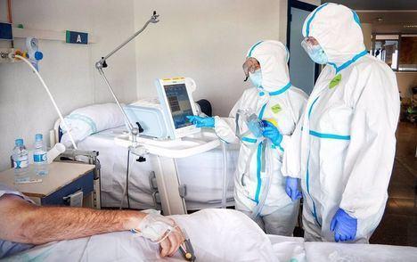 Coronavirus.- Castilla-La Mancha confirma 515 nuevos casos y un fallecimiento en las últimas 24 horas