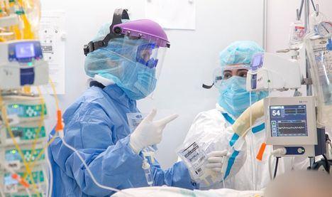 Coronavirus.- Los nuevos casos se estabilizan en Castilla-La Mancha con 1.044 y las muertes ascienden a 7