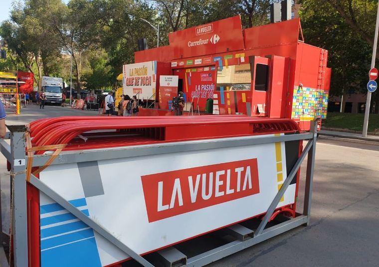 La meta estará en el Paseo de La Cuba de Albacete. (Fotos: Rosa Mª Martínez)