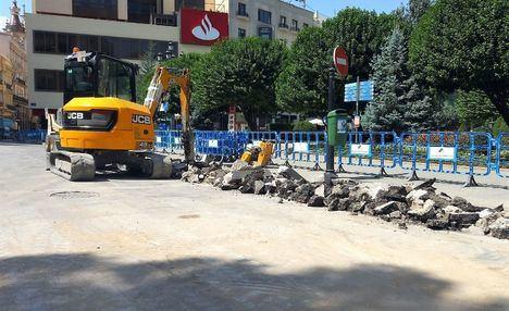 La Junta de Gobierno del Ayuntamiento de Albacete aprueba la contratación de las obras de peatonalización del eje de Marqués de Molins-Altozano-Paseo de la Libertad