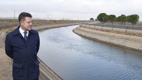 Page dice a Pablo Casado tras defender el Tajo-Segura que el canal acabará con el Mar Menor igual que con el Tajo medio