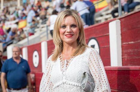 La presidenta de la Plaza de Toros de Albacete, Genoveva Armero, pregonera de la Feria Taurina