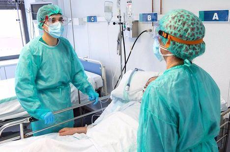 Coronavirus.- Los positivos en Castilla-La Mancha ascienden a 567 y bajan los hospitalizados en cama hasta los 245