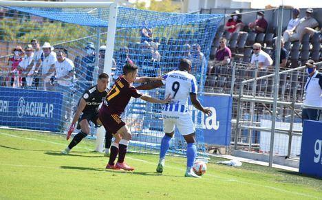 4-1.- El Albacete goleado por el At. Baleares en un pésimo encuentro y peor imagen
