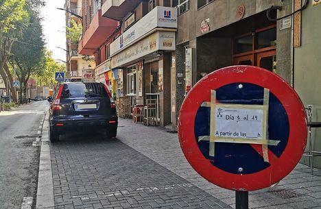 La avenida Julio Carrilero entre el Paseo y el Recinto Ferial será la única que estará cortada de forma permanente al tráfico entre el 7 y el 19 de septiembre en Albacete