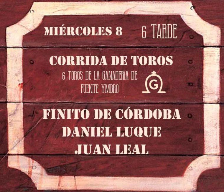 La Feria Taurina de Albacete, que arranca este miércoles, traerá a la ciudad ocho festejos