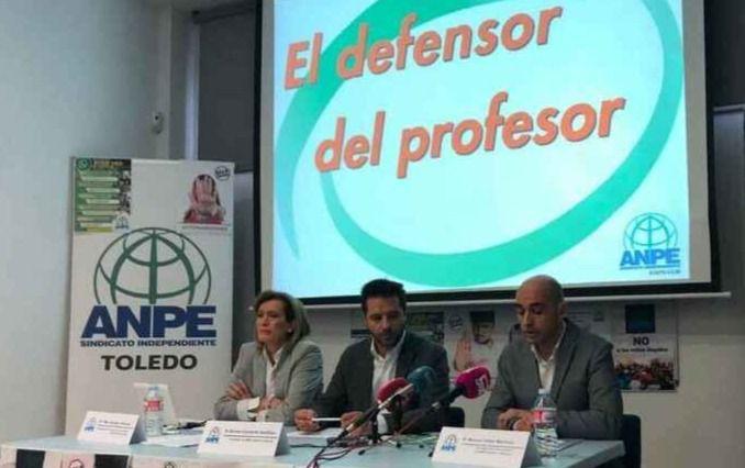 ANPE demanda más profesorado en los centros educativos y que se apueste de una manera decidida por la enseñanza pública de la región