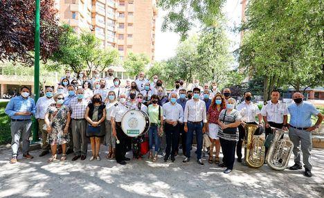 Los vecinos y vecinas trasladan al alcalde la gran acogida de las actividades celebradas en diversos barrios con motivo de 'AB Septiembre 2021'
