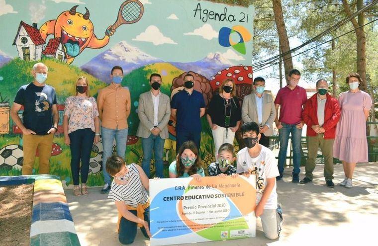 Abierto el plazo de inscripción en los Premios Agenda 21 Escolar-Horizonte 2030 de la Diputación de Albacete