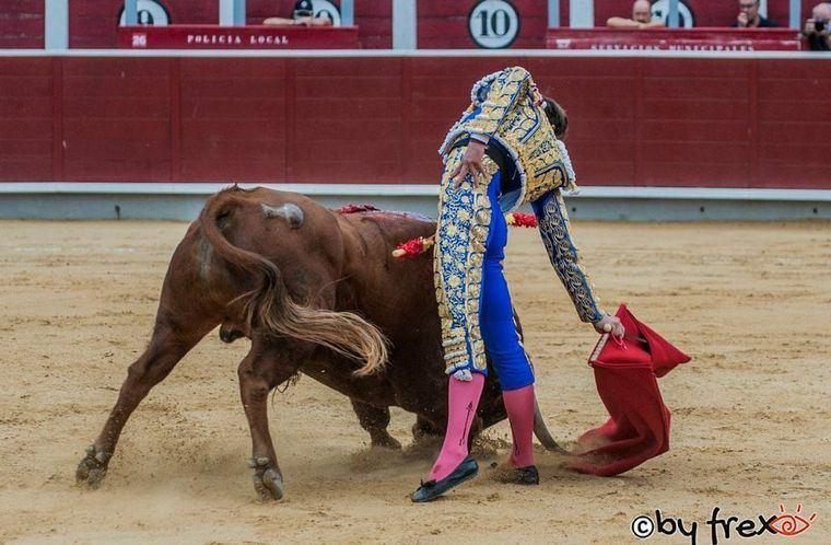 Los tres novilleros pudieron salir por la Puerta Grande con una buena novillada de Montealto, pero no acertaron con la espada