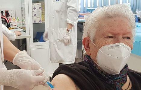 Coronavirus.- Castilla-La Mancha ha inoculado 2.931.269 dosis, el 91,1% de las 3.216.670 recibidas
