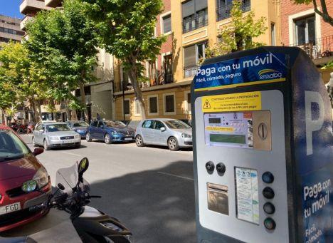 La Zona Azul de Albacete vuelve a su horario de tardes a partir del 20 de septiembre