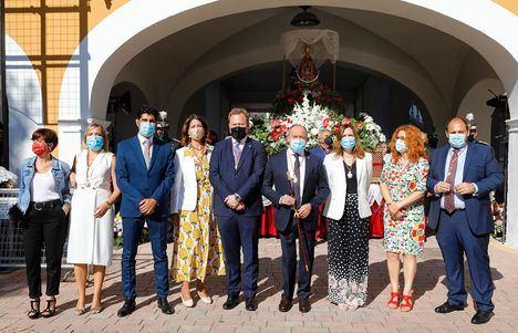 """El alcalde alaba la responsabilidad y el civismo demostrado por la ciudadanía y emplaza a Albacete para la Feria de 2022, con """"la esperanza de que será la mejor de nuestra historia"""""""