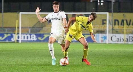 3-0. El Albacete, otra vez goleado y ofreciendo una pobre imagen frente al Villarreal B