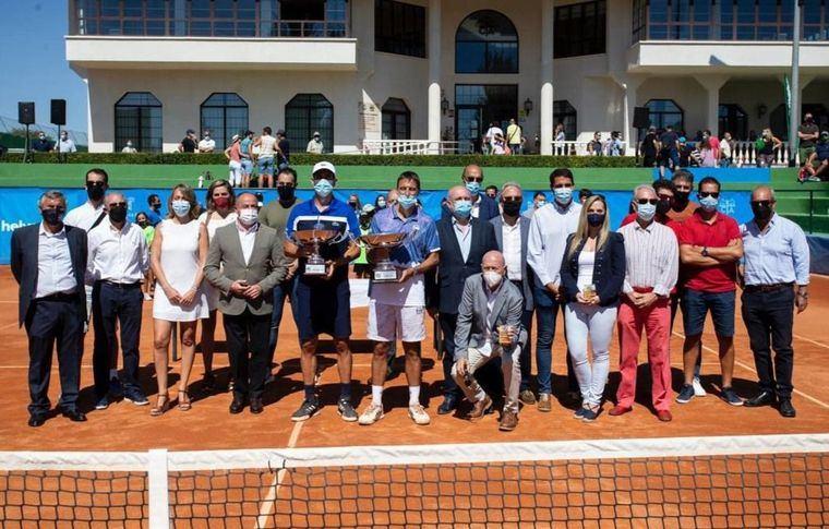 La Diputación se suma a la final del XXXVI Trofeo Internacional 'Ciudad de Albacete' de la mano de su diputado de deportes, Dani Sancha