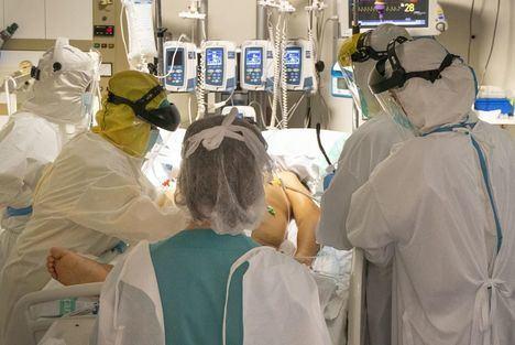 Continúa la reducción de hospitalizados por COVID-19 en Castilla-La Mancha, con menos de 150 ingresados, 83 nuevos casos y 3 fallecidos