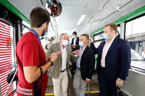 Albacete une sostenibilidad, historia y cultura con un paseo en autobús que podría quedarse como recurso turístico