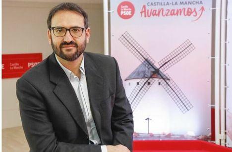 Sergio Gutiérrez, es nombrado portavoz del PSOE en la Comisión de Exteriores en el Congreso de los Diputados