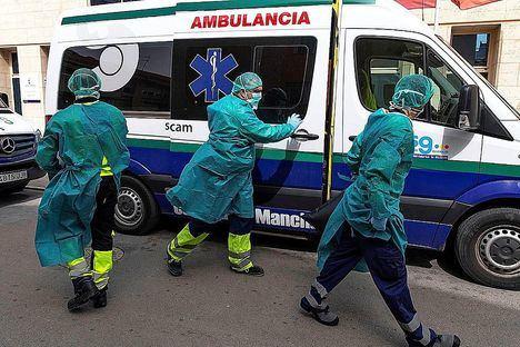 Coronavirus.- Castilla-La Mancha ya está por debajo de 100 hospitalizados en cama convencional por COVID-19
