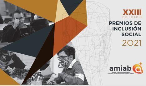 """Este miércoles se celebra la Gala de """"Premios Inclusión Social Amiab 2021"""""""