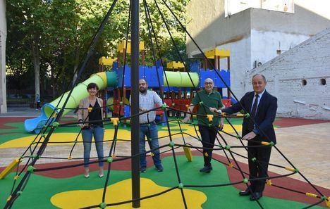 El Ayuntamiento de Albacete transformará más solares en desuso en zonas de recreo tras los 12 nuevos parques puestos en servicio