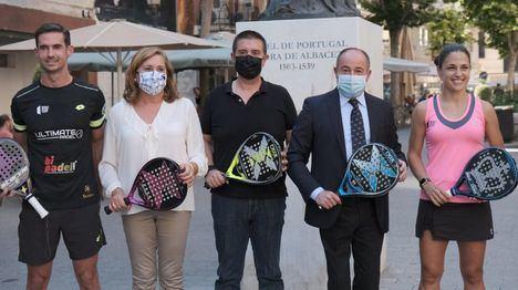 La Junta destaca que World Padel Tour Albacete Challenger será un revulsivo económico y deportivo para la ciudad