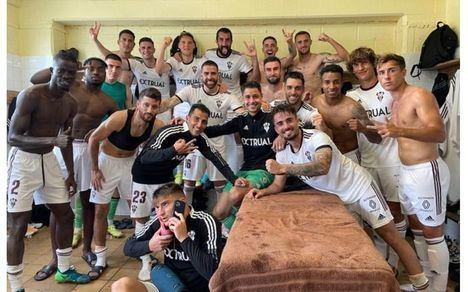 0-3.- El Albacete Balompié arrolla al U.E. Llagostera con goles de Alonso, Emi Gómez y Jordi Sánchez
