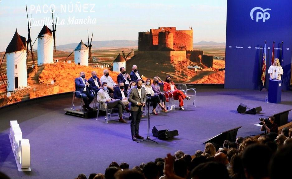 Paco Núñez (PP): En Castilla-La Mancha sufrimos un