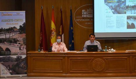 La II edición de la Ruta Senderista irá de Albacete a Cortes por la Vía Verde de la Sierra de Alcaraz los días 23 y 24