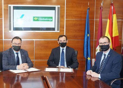ADECA y GLOBALCAJA se unen para organizar un webinar sobre financiación pública para las empresas de Castilla-La Mancha con los expertos de Euro-Funding