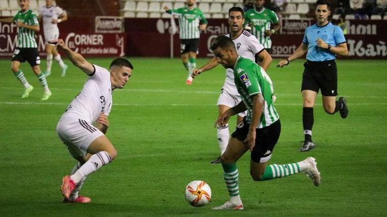 1-1. El Albacete Balompié 'pincha' ante el colista, el Real Betis B