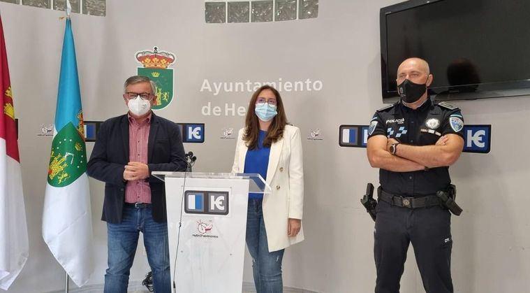 El Ayuntamiento de Hellín valora la seguridad y responsabilidad mostrada por la ciudadanía en la Feria