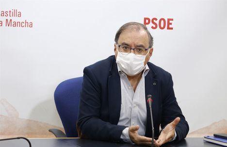 El PSOE cuestiona las 'prisas' de Núñez por convocar el Congreso Regional del PP y apunta a su 'fragilidad' como líder