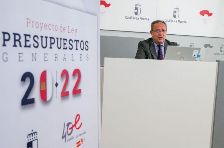 Luz verde al proyecto de presupuesto de Castilla-La Mancha, impulsado por 728 millones de fondos Next Generation