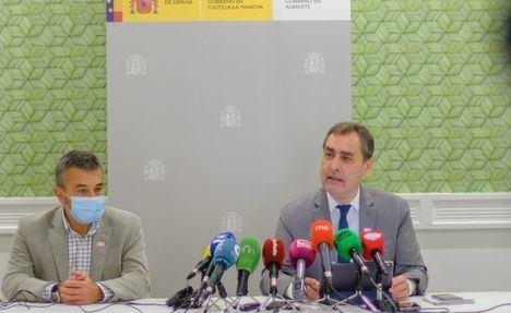 Tierraseca destaca que el compromiso del Gobierno de España con la A-32 se traduce en la inversión millonaria para esta infraestructura en la provincia de Albacete