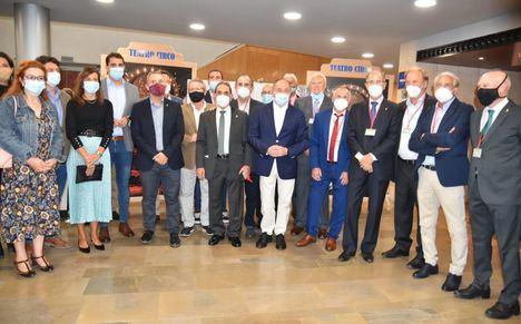 La Diputación hará posible que el libro a beneficio de AFANION '111 goles ¡Historia de un récord!', llegue a todas las Bibliotecas Municipales de la provincia