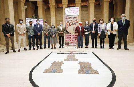 El Ayuntamiento de Albacete y el mundo taurino arropan al 'Cotolengo' y animan a la ciudadanía a asistir al Festival Taurino