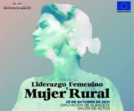 La Diputación de Albacete acoge este lunes las jornadas informativas 'Liderazgo Femenino y Mujer Rural'