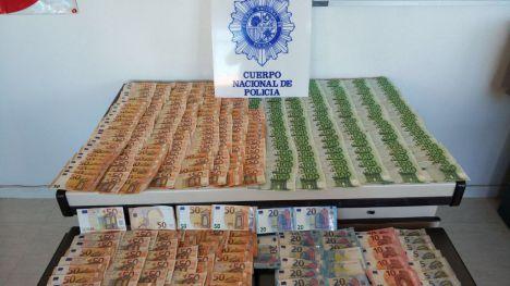 Recuperadas más de 900 piezas de quesos, embutidos y jamones ibéricos robados en distintas empresas