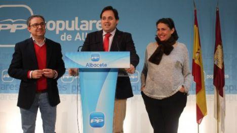 """El PP de Albacete critica el endeudamiento del """"bipartito Page-Podemos"""""""