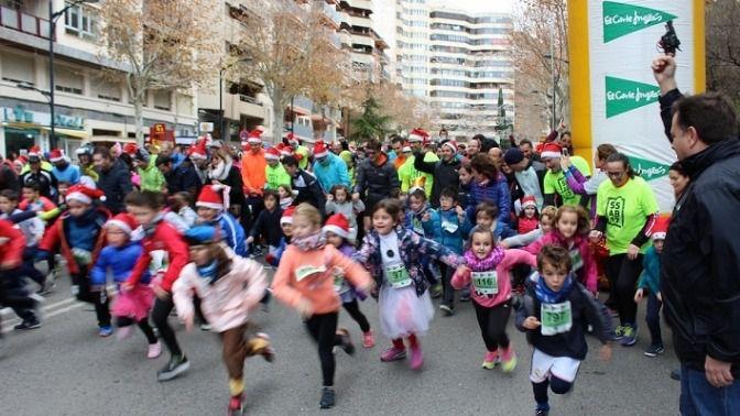La XIV San Silvestre de Albacete congregó cerca de 6.000 personas para despedir el año